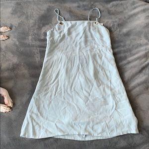 Urban Outfitters Blue Mini Dress
